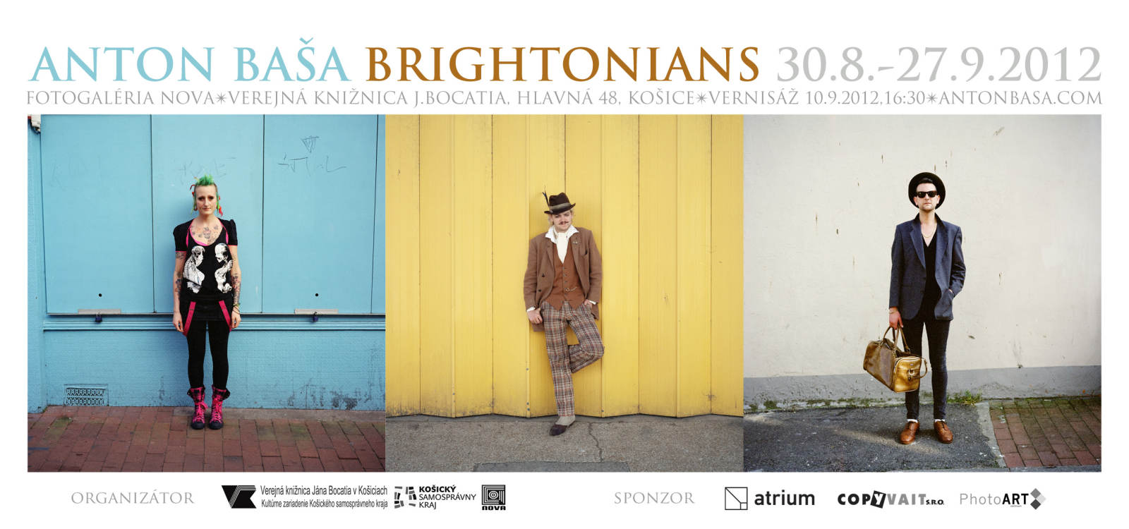 Brightonians | News | Atrium Architekti