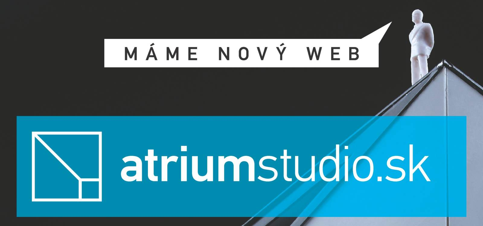 Have a new web | News | Atrium Architekti