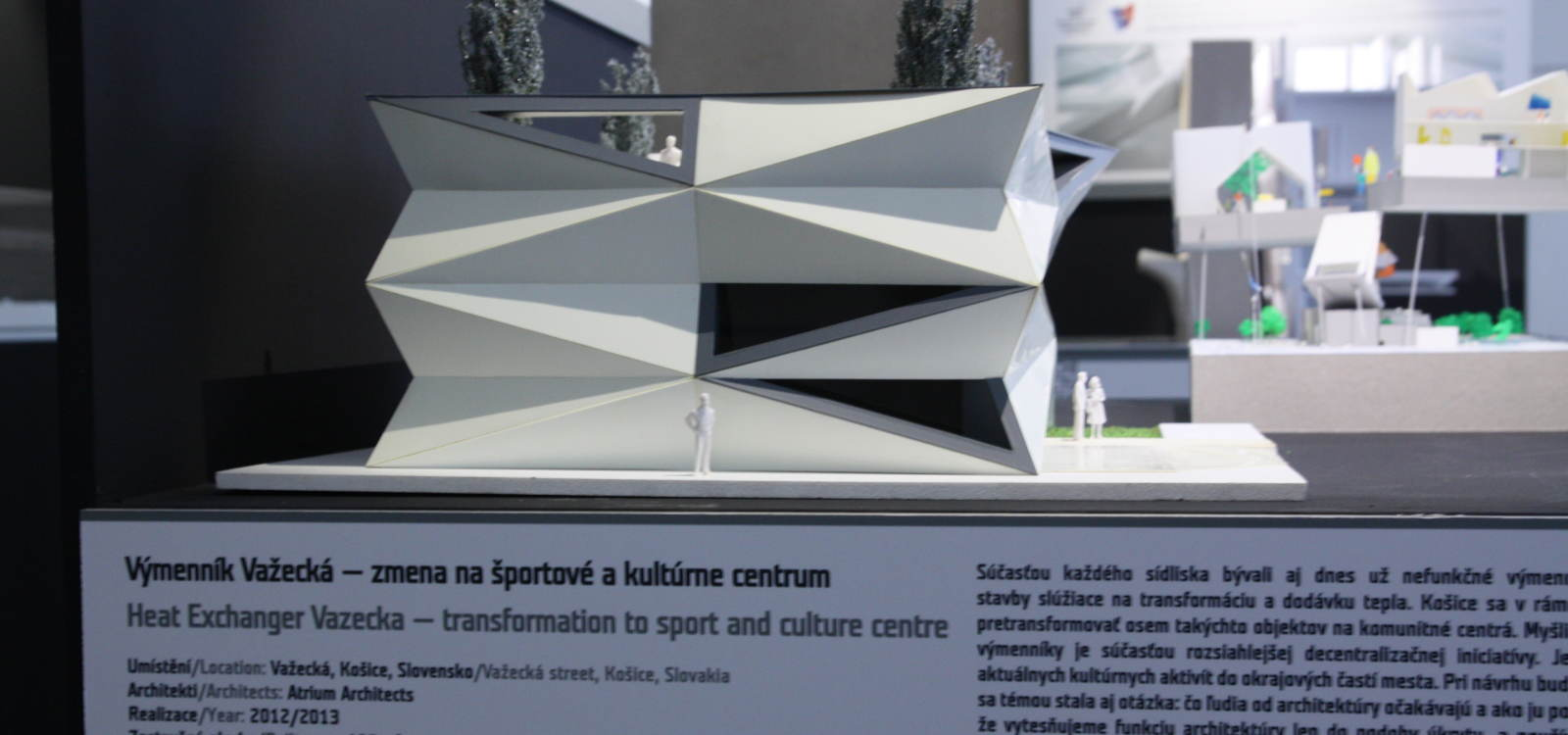Atrium on Architecture Week Prague 2015 | News | Atrium Architekti